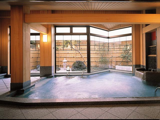 浴室「木の湯」