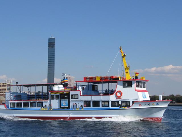 千葉港遊覧船