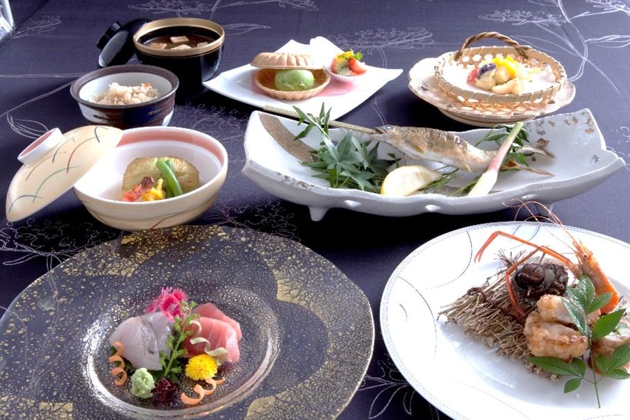 人気の洋食コース