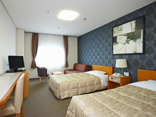 ご宿泊 Guest Room