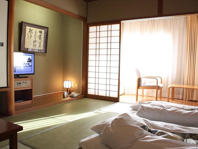 和室《部屋風呂あり》
