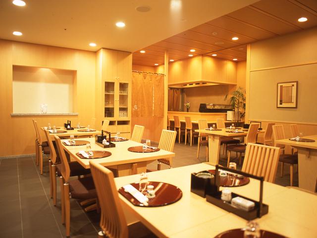 日本料理「花結び」