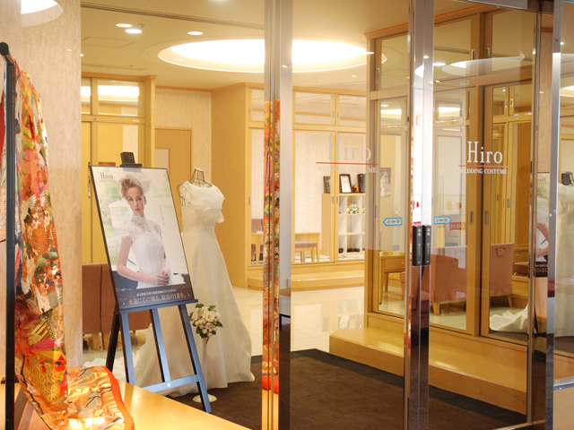 Hiro WEDDING COSTUME(ドレスサロン)