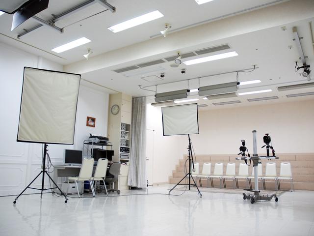 Studio TRINITY(写真室)